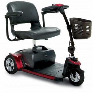 Go Go Elite Traveler Plus - 3 Wheel Scooter Rental Orlando