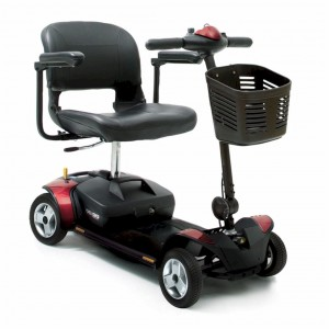 Go Go Elite Traveler Plus - 4 Wheel Scooter Rental Orlando
