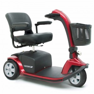 Pride Victory 10 - 3 Wheel Scooter Rental Orlando