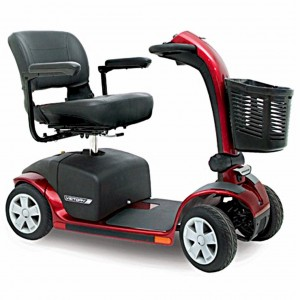 Pride Victory 10 - 4 Wheel Scooter Rental Orlando