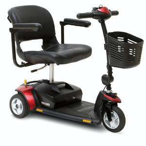 Go-GO Elite Traveller 3 Wheel Scooter For Sale