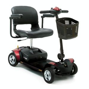 Go-GO Elite Traveller 4 Wheel Scooter For Sale